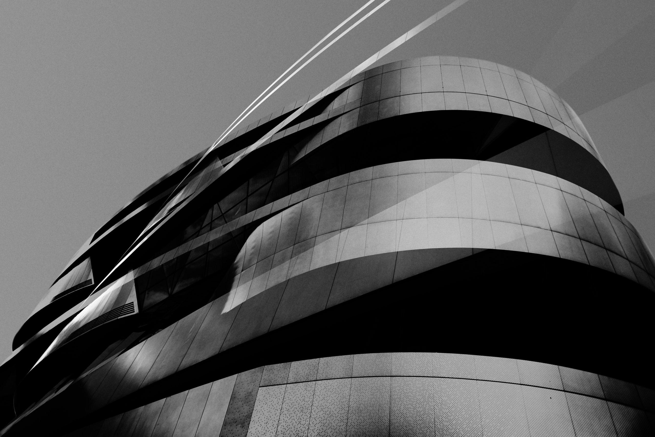 Mercedes Museum, Architecture, Architektur, Building